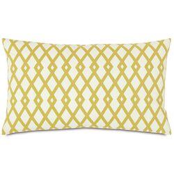 McQueen Lattice Accent Pillow
