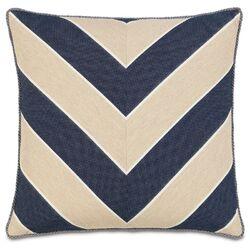 Ryder Abbot Chevron Accent Pillow