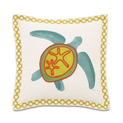 Maldive Dutchess Shell Pillow
