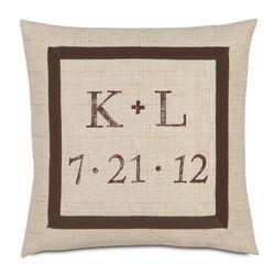 Wedding Power of Love Pillow