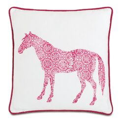 Wild Things Humble Horse Pillow