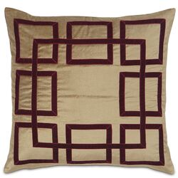 Noble Squares Pillow