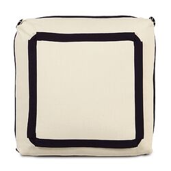 Evelyn Polyester Breeze Decorative Pillow with Turkish Corners