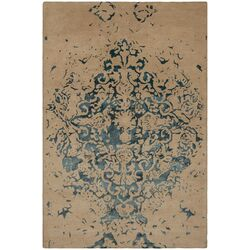 Veleno Brown Area Rug