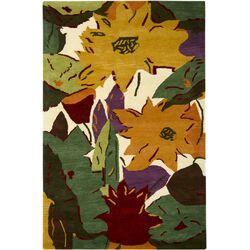 Tupelo Floral Area Rug