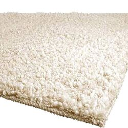 Ambiance White Area Rug