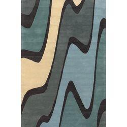 Bense Garza Blue/Green Area Rug