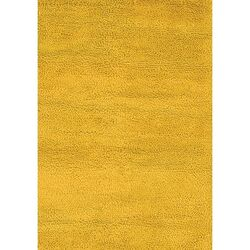 Strata Yellow Area Rug