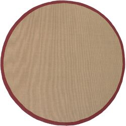 Bay Red/Tan Area Rug