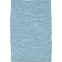 India Blue Area Rug