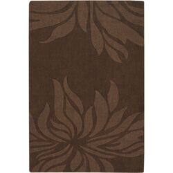 Jaipur Brown Floral Area Rug
