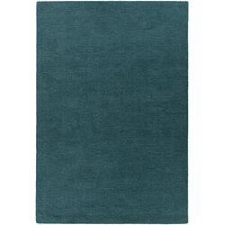 Mystica Hand-Tufted Blue Area Rug