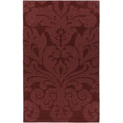 Mystica Hand-Tufted Red Area Rug