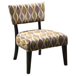 Genova Cotton Slipper Chair