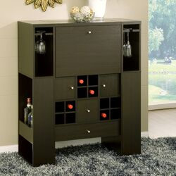 Jed Deluxe 12 Bottle Wine Cabinet