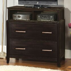 Cadbury 2 Drawer Media Chest