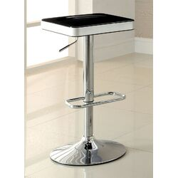 Adjustable Height Bar Stool I