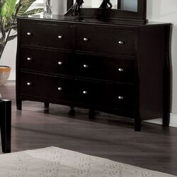 Milano 6 Drawer Dresser