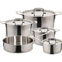 Inoxia Stainless Steel 9-Piece Cookware Set