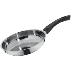 Gourmet Stainless Steel Frying Pan