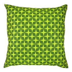 Star Printed Graphic Throw Pillow