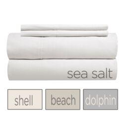Shore 310 Thread Count 100% Cotton Sheet Set