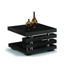 Noir End Table