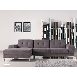 Adele Left Facing Chaise Sectional Sofa