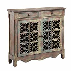 Cladius 2 Drawer 2 Door Cabinet