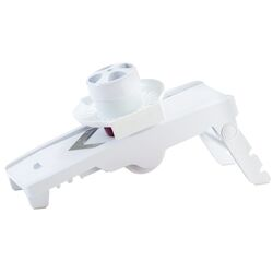 KitchenCraft 'V' Shaped Super Slicer with Five Blades and Storage Box