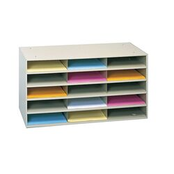 Prime Cold Rolled Steel Horizontal Literature Rack