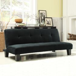 Bellora Tufted Convert-A-Couch Convertible Sofa Bed
