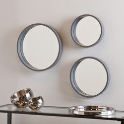 Holly and Martin 3 Piece Daws Mirror Set