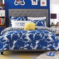 Something Blue Bedding Collection