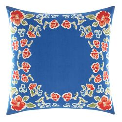 Rosie Posie Decorative Pillow