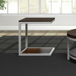 Circuit Chairside Table