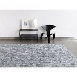 Basketweave Floor Mat Grey Area Rug