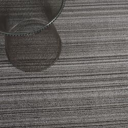 Skinny Stripe Shag Mat