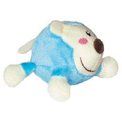 Dogit Luvz Plush Bouncy Toy (Set of 4)