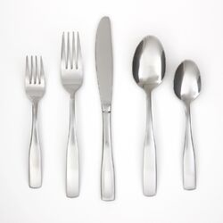 Madison 45 Piece Flatware Set