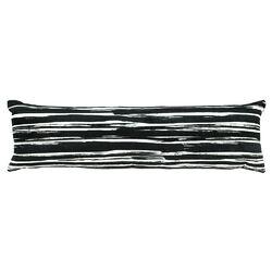 Cielo Brush Stroke Pillow