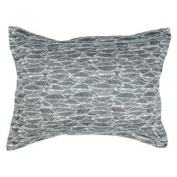 Cielo Plume Cotton Pillow Sham