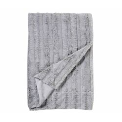 Luxe Embossed Throw Blanket
