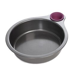 Nibble Cake Pan in Black