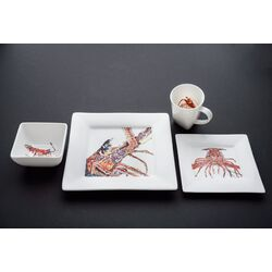 Lobster Dinnerware Set