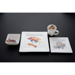 Something Fishy Dinnerware Set