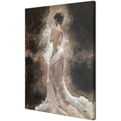 Lady Pose by Anastasia C. Original Painting on Canvas