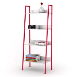 4 Tier Angled Ladder Shelving 58.38
