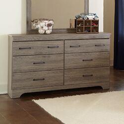 Logansport 6 Drawer Dresser