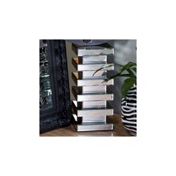 Stepped Pedestal Plant Stand